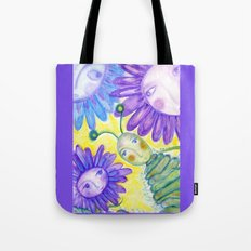 Caterpillar Wisdom Tote Bag