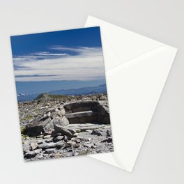 Top of the World Stationery Cards