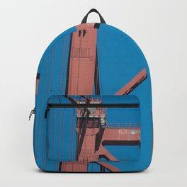 Lisbon red Bridge Backpack