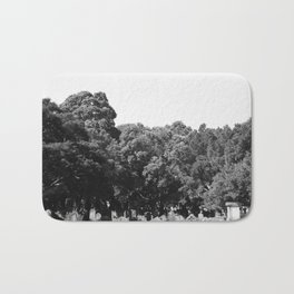 From the earth to the sky Bath Mat