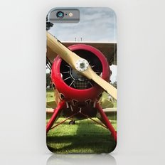Red Plane Slim Case iPhone 6s