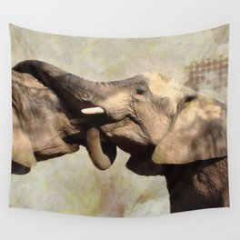 Lifelong Friendships Wall Tapestry