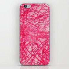 Ophelia Pink iPhone & iPod Skin