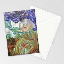 I Feel From Where I Stand Stationery Cards