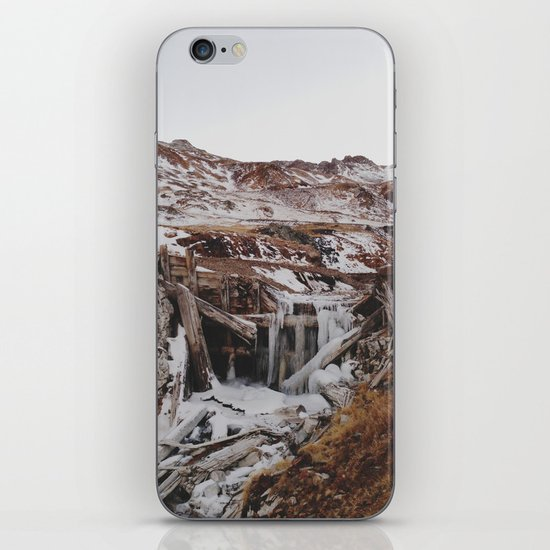 Frozen Falls iPhone & iPod Skin