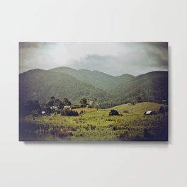 Rural NSW Australia Metal Print
