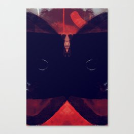 darque Canvas Print