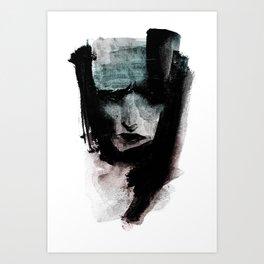 CAPTURE / 01 Art Print