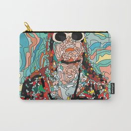 Maybe Just Happy Carry-All Pouch