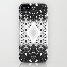 Indienous Fractal iPhone Case