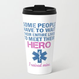 EMT's Mom Travel Mug