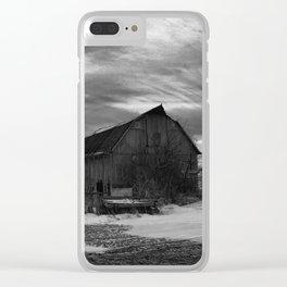 Centralia, Iowa Clear iPhone Case