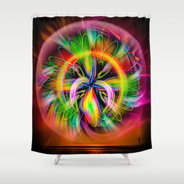 Fertile imagination 5 Shower Curtain