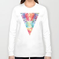 boho Long Sleeve T-shirts featuring Boho by Marta Olga Klara