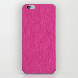 Rose Fibre iPhone Skin