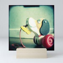 Snoopy dog Mini Art Print