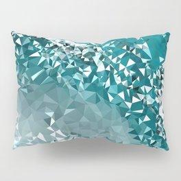 Crashing Tris Pillow Sham