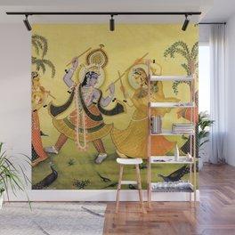 Krishna - Hindu Wall Mural