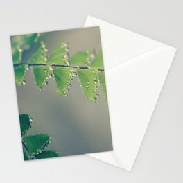 Water Orbs Photograph Stationery Cards