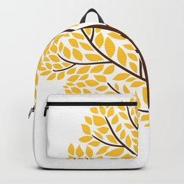 Autumn tree Backpack