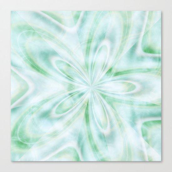Seaspray Fractal Canvas Print