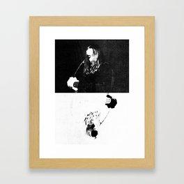 DARK PT 30 Framed Art Print