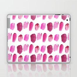Pink Painter (Minimal Abstract) Laptop & iPad Skin