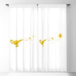 Magic Lamp Backdrop Blackout Curtain