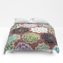 Succulent Life Comforters