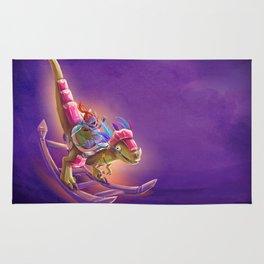 Raptor Swing - Warcraft Rug