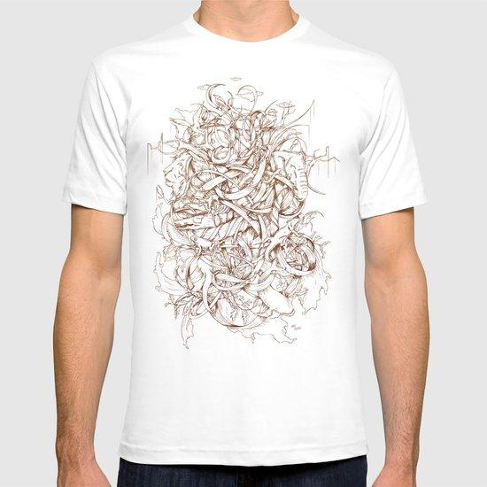 Water,Earth & Air T-shirt