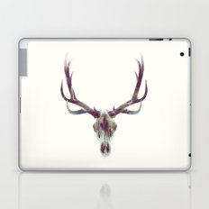 Elk Skull Laptop & iPad Skin