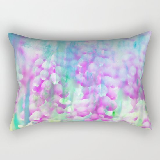 Spring is in the Air 3 Rectangular Pillow