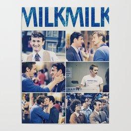 Milk (Movie) Poster