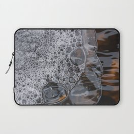 Abstract face. Laptop Sleeve