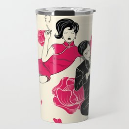 In the Mood for Love Travel Mug