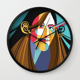 PL style Wall Clock