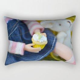 Blythe - Cupcakes Rectangular Pillow