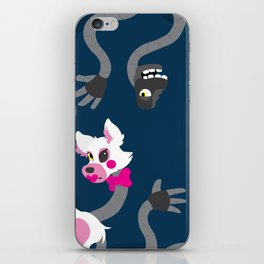 Hanging out iPhone Skin