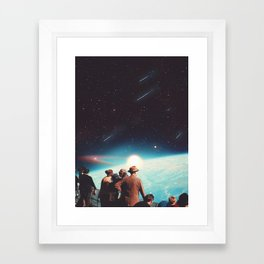 We Have Been Promised Eternity Framed Art Print