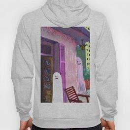 ghost house Hoody