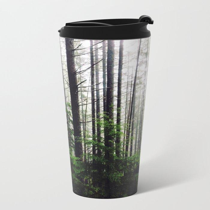 Sound of the Trees Metal Travel Mug