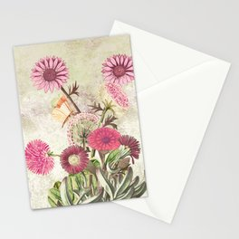 Life is a marvellous garden Stationery Cards
