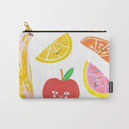 Eat fruits or they will eat you Carry-All Pouch