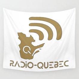 Radio-Québec - I Wall Tapestry