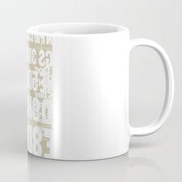 minima - milieu Coffee Mug