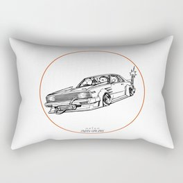 Crazy Car Art 0099 Rectangular Pillow