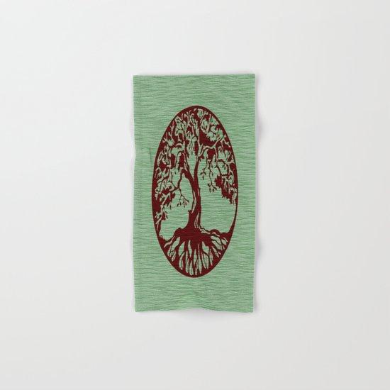 Tree of Life 3 Hand & Bath Towel
