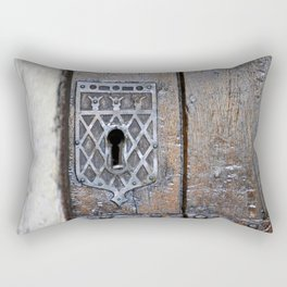 The Lock, Oxford Rectangular Pillow