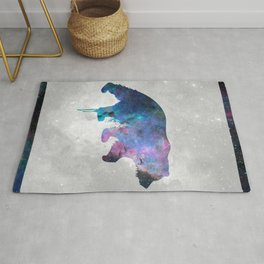 Galaxy Series (Bear) Rug